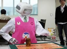 SOUTH KOREA ROBOT