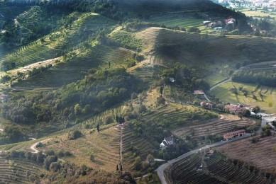 Le tre Piramidi di Montevecchia (Lecco)